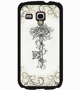 ColourCraft Love Key Design Back Case Cover for SAMSUNG GALAXY S3 MINI I8190