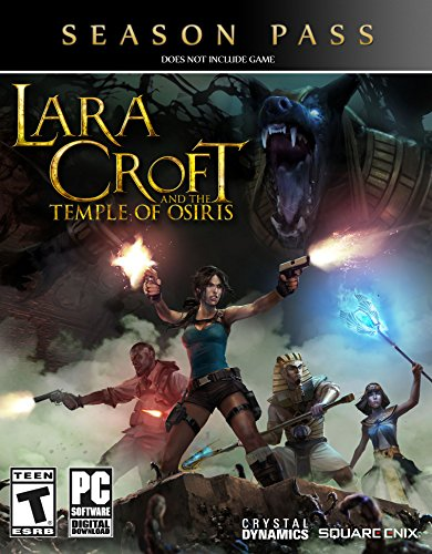 Lara Croft and The Temple of Osiris Season Pass [PC Code - Steam]