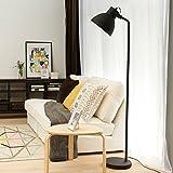 DLewiee Lámpara De Pie Vertical Moderno Y Minimalista Dormitorio De La Lámpara Creativa Protección Para Los Ojos Led Escritorio Den Salón
