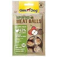 Gimdog Meatballs Kinoalı Ve Elmalı Tavuk, 70gr
