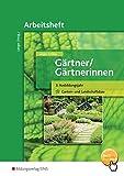 Gärtner / Gärtnerinnen: 3. Ausbildungsjahr Garten- und Landschaftsbau: Arbeitsheft - Birgit Langer, Christiane Schilpp