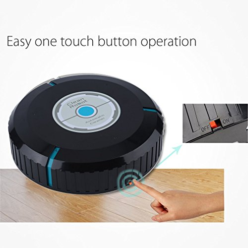 Automatically Home Auto Cleaner Robot Microfiber Smart Robotic Mop Dust Cleaner Cleaning For Floor Corners  available at amazon for Rs.1258
