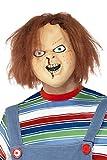 Smiffy's - Máscara de látex con diseño de Chucky