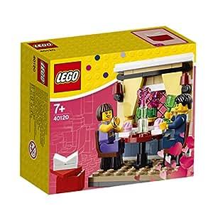 LEGO 40120 CENA DI SAN VALENTINO