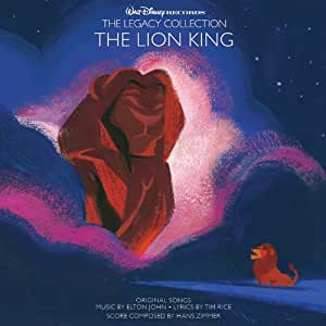 The Lion King (Legacy Collection)