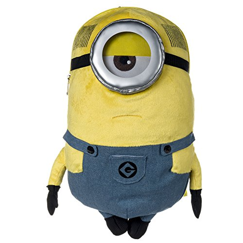 (Minions Despicable Me 3 Mel Plush Backpack)