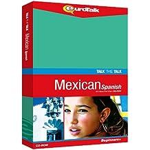 Talk the Talk Mexican Spanish: Interactive Video CD-ROM - Beginners + (PC/Mac)