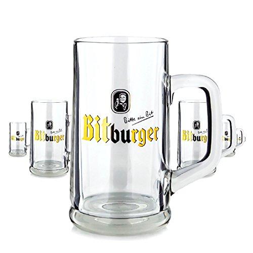 6x-bit-burger-vetro-occhiali-05l-boccale-da-birra-in-vetro-gastro-bar-decorativo