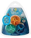 Dilatateur Nasal Anti Ronflement, Dispositif Anti-Ronflement et pour le Sport - Testé par le Comité olympique italien - Made in Italy - STARTUP KIT - couleur BLEU