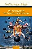 Die Abenteuer des Freiherrn von Münchhausen (Große Klassiker zum kleinen Preis)