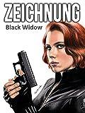 Clip: Zeichnung Black Widow