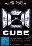 DVD Cover 'Cube