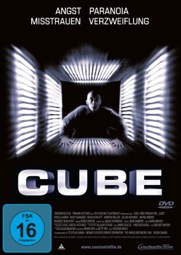 Dvd Media-cube (Cube)