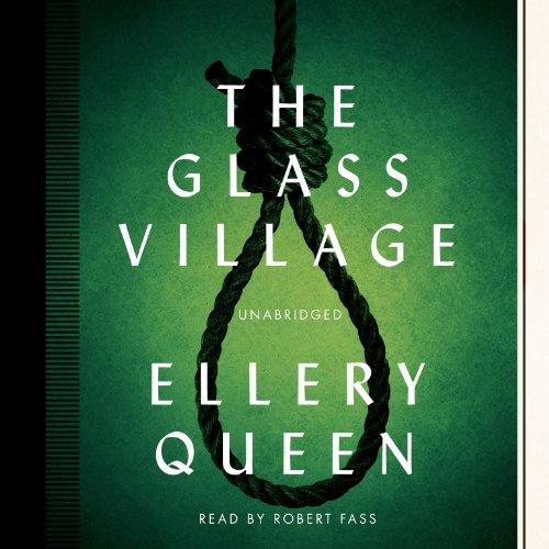 The Glass Village  Audiolibri