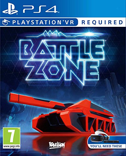 Battlezone – PlayStation VR