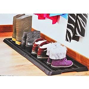 Le meilleur tapis extensible plateforme schuhabtropfer schuhabtreter égouttoir