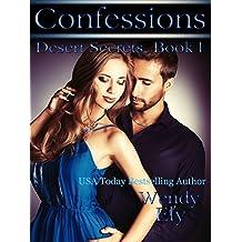 Confessions (Desert Secrets Book 1) (English Edition)