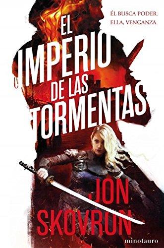 SPA-IMPERIO DE LAS TORMENTAS (El imperio de las tormentas/ The Empire of Storms) por Skovron