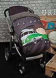 Babyline Aloha - Saco de silla de paseo para niño