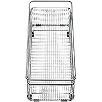 BLANCO 223297 Acero inoxidable cesta y bandeja para el fregadero - Cestas y bandejas para el