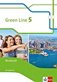 Green Line 5: Workbook mit Audio-CD Klasse 9 (Green Line. Bundesausgabe ab 2014)