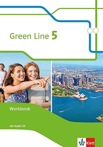 Produktbild Green Line 5: Workbook mit Audio-CD Klasse 9 (Green Line. Bundesausgabe ab 2014)
