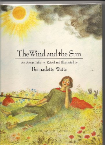 The wind and the sun : an Aesop fable