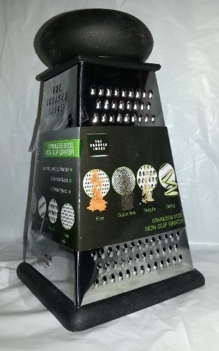 the-sharper-image-stainless-steel-non-slip-grater-by-the-sharper-image