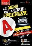 Code Rousseau de la Route B 2016...