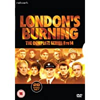 London's Burning - The Complete series 8 to 14
