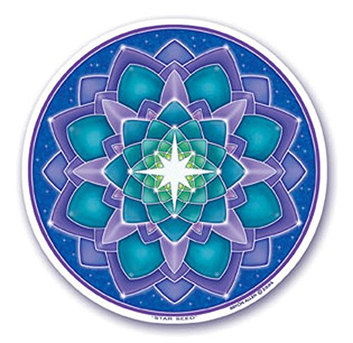 mandala-arts-colorful-decal-window-sticker-45-double-sided-star-seed-by-bryon-allen-s32-mandala-arts