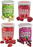 Supergarden Snack Box - Bacche e Frutta Liofilizzate (Il giardino della nonna)