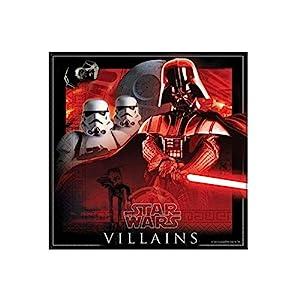 Serwetki Star Wars 33x33 cm 20 sztuk (Spielzeug)