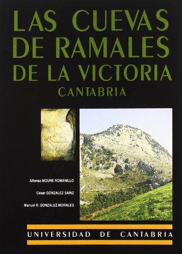 Las cuevas de Ramales de la Victoria (Analectas) por Alfonso Moure Romanillo