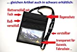 sunwallet raspberry Brustbeutel Brustsafe Brusttasche Umhängetasche Outdoor Ausweistasche - 3