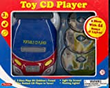 Best Cd Player For Kids - Toy Portable Cd Player 44 Children Songs Music Review