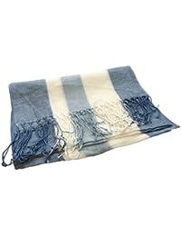 Schal mehrfarbig Leinen//Baumwolle Marke: sea salt