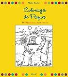 Coloriages de Pâques : Des Rameaux à la Pentecôte