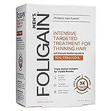 Foligain - Solución Tópica Con Trioxidil 10% Para Hombre - Tratamiento Anti Caida - Estimula El Crecimiento De Pelo - 59ml