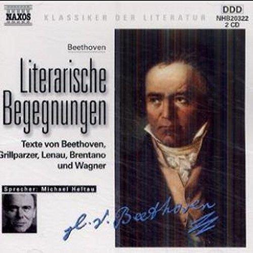 Literarische Begegnungen, 2 Audio-CDs