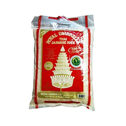 Royal Umbrella Thai HOM Mali WholeJasmine Rice, 20 kg