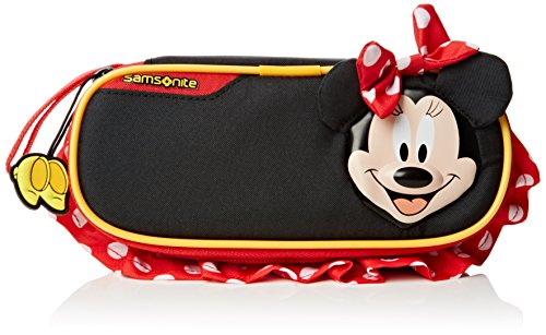 Disney by Samsonite Ultimate Pencil Case Pre-School Federmäppchen, 1 Liter, Minnie Classic