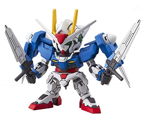 SD Gundam EX Standard Mobile Suit Gundam 00 Gundam color-coded already Plastic (Bandai Gundam Mini)
