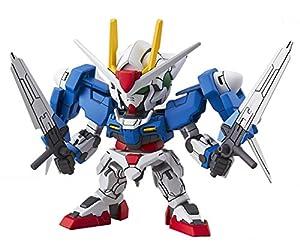 SD Gundam EX Standard Mobile Suit Gundam 00 Gundam color-coded already Plastic