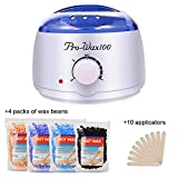 Best Aroma Water Heaters - Silky-skin Wax Warmer, Yevita Hair Removal Waxing Kit Review