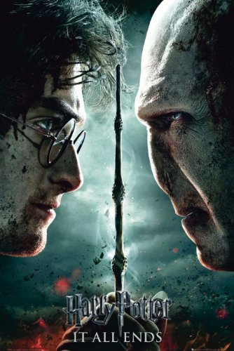 Empire Poster 394521 - Poster del film Harry Potter 7, parte 2, 61x91,5 cm