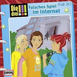 030/Falsches Spiel im Internat