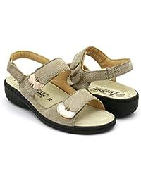 Amazon.it  sughero - 35   Sandali   Scarpe da donna  Scarpe e borse 544b150ec21