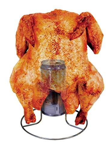unicook Vertikal Bier kann Rack, Hähnchenbräter Geflügel Bräter Herd, Bier können Huhn Halter