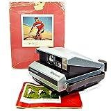 Polaroid Image System Sofortbildkamera Füße 1980 Vintage E